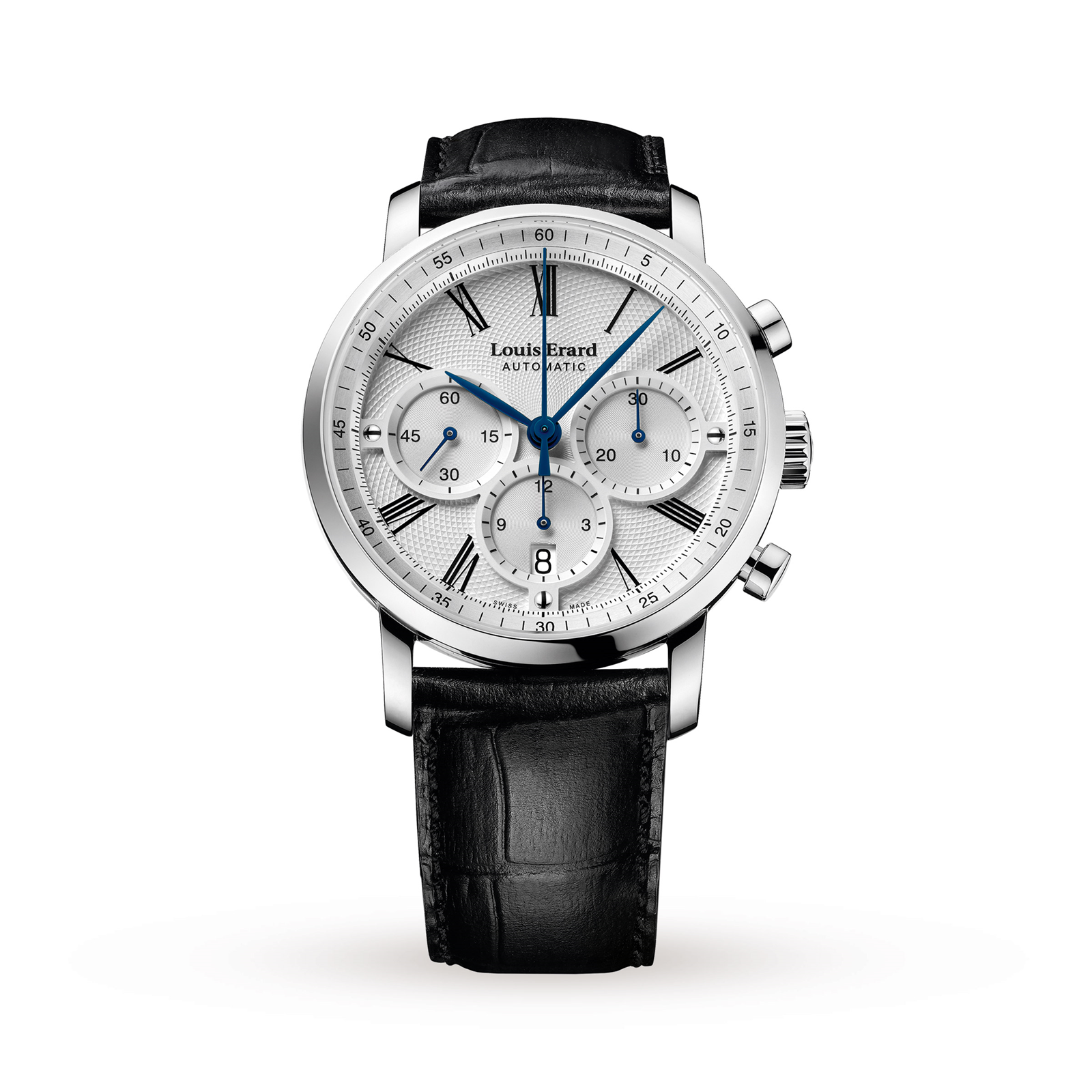 Louis Erard Excellence Chrono Automatic Mens Watch