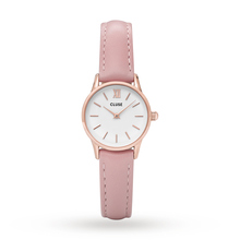 Ladies Cluse La Vedette Leather Watch CL50010