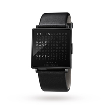 QLOCKTWO Unisex Watch