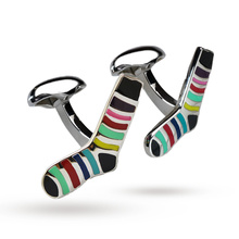 Babette Wasserman Socks Cufflinks