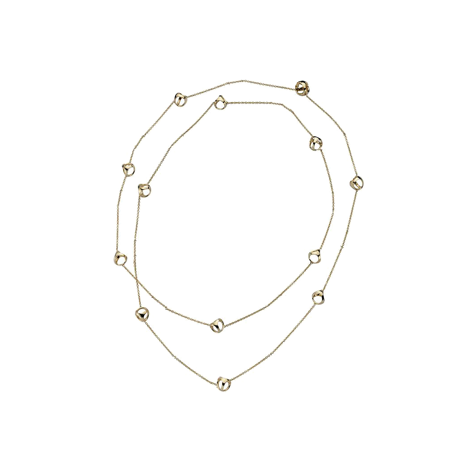 Di Modolo Icona 18ct Yellow Gold 42 Inch Necklace