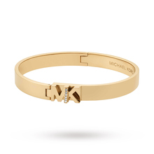 Michael Kors Haute Hardware Gold Coloured Bangle