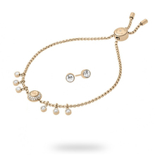 Michael Kors Bracelet and Earrings Gift Set