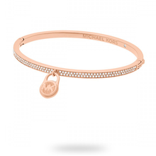 Michael Kors Rose Gold Plated Bangle