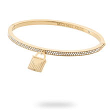Michael Kors Gold Plated Fashion Bangle