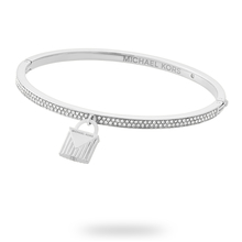 Michael Kors Stainless Steel Plated Bangle