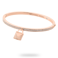 Michael Kors Fashion Rose Gold Tone Bangle