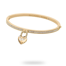 Michael Kors Fashion Gold Tone Bangle
