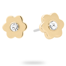 Michael Kors Fashion Flower Stud Earrings