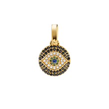Michael Kors Custom Kors 14ct Gold Plated Eye Charm