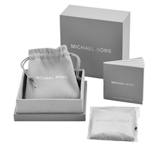 Michael Kors Kors Colour Gold Plated Mother Of Pearl Set