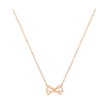 Ted Baker Jewellery Glena Tiny Geometric Bow Pendant