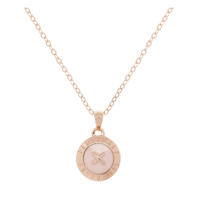 trash silver cute necklace g products a in white button gold as charms grande vermeil pendant