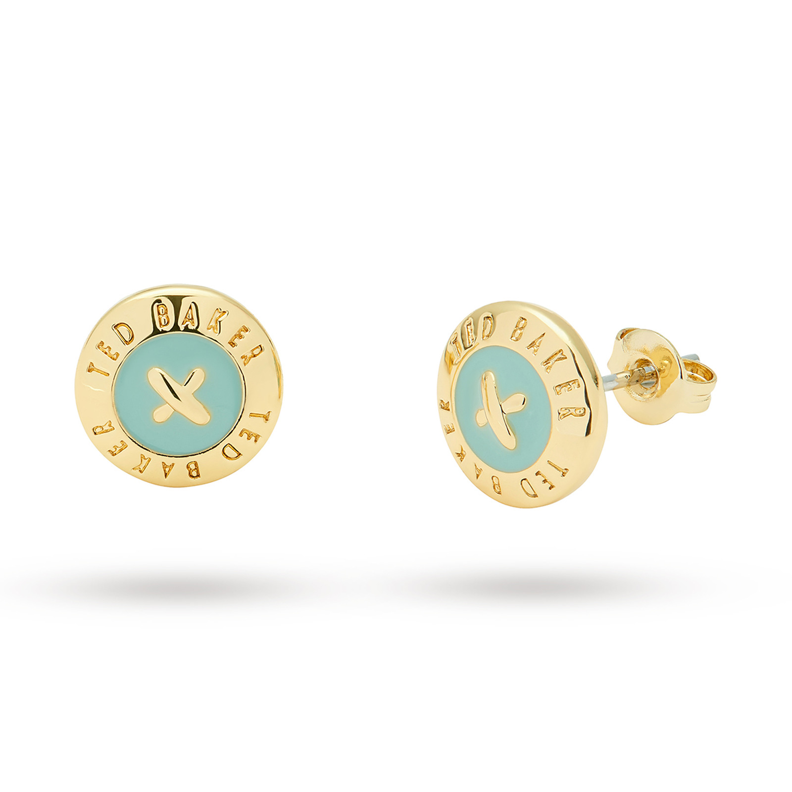 5700bcafbb041 Ted Baker Eisley Enamel Mini Button Earring
