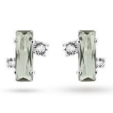 Ted Baker Silver Plated Bria Stud Earrings