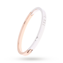 Ted Baker Rose Clemea Hinge Metallic Bangle