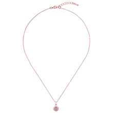 Ted Baker Elvina Enamel Mini Button Crystal Necklace