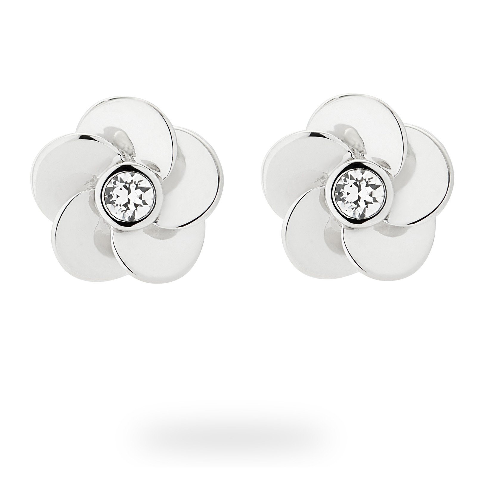 948dc49eff27 Ted Baker Pelipa Polished Flower Earrings