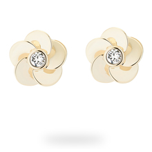 Ted Baker Pelipa Polished Flower Earrings