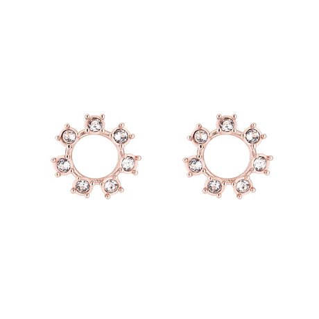 Ted Baker Ciela Crystal Clockwork Earrings