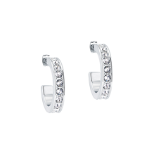 Ted Baker Seannia Crystal Hoop Earrings