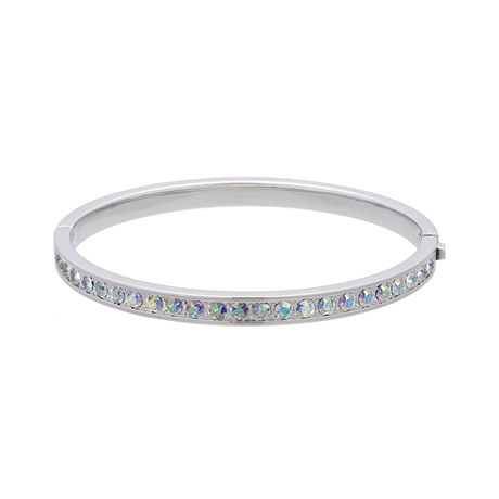 Ted Baker Clemara Hinged Cubic Zirconia Bangle