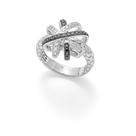 Fope SoloVenzia Diamond Ring - Ring Size N