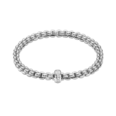 Fope Flex'it Olly Diamond Bracelet