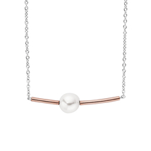 Skagen Ladies Agnethe Rose Gold Plated Necklace SKJ0947998