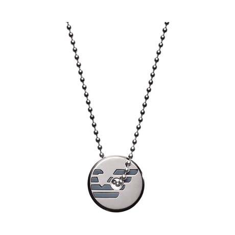 Emporio Armani Graphic Glow Necklace