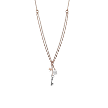 For Her - Emporio Armani Chained Necklace - EGS2578221