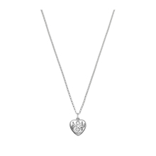 1aecc643842 Gucci Exclusive Blind For Love Heart Necklace