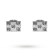 GucciGhost Cufflinks in Silver