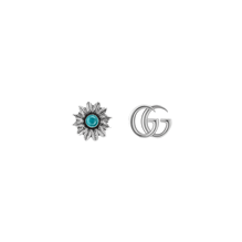 Gucci GG Marmont Flower Stud Earrings