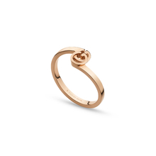 Gucci Running G Ring in 18ct Rose Gold