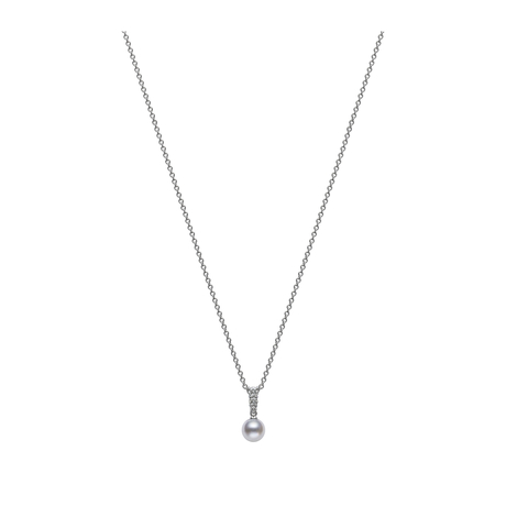 Mikimoto Morning Dew Collection Pendant