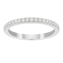 Jenny Packham Brilliant Cut 0.23 Carat Total Weight Wedding Ring in 18 Carat White Gold