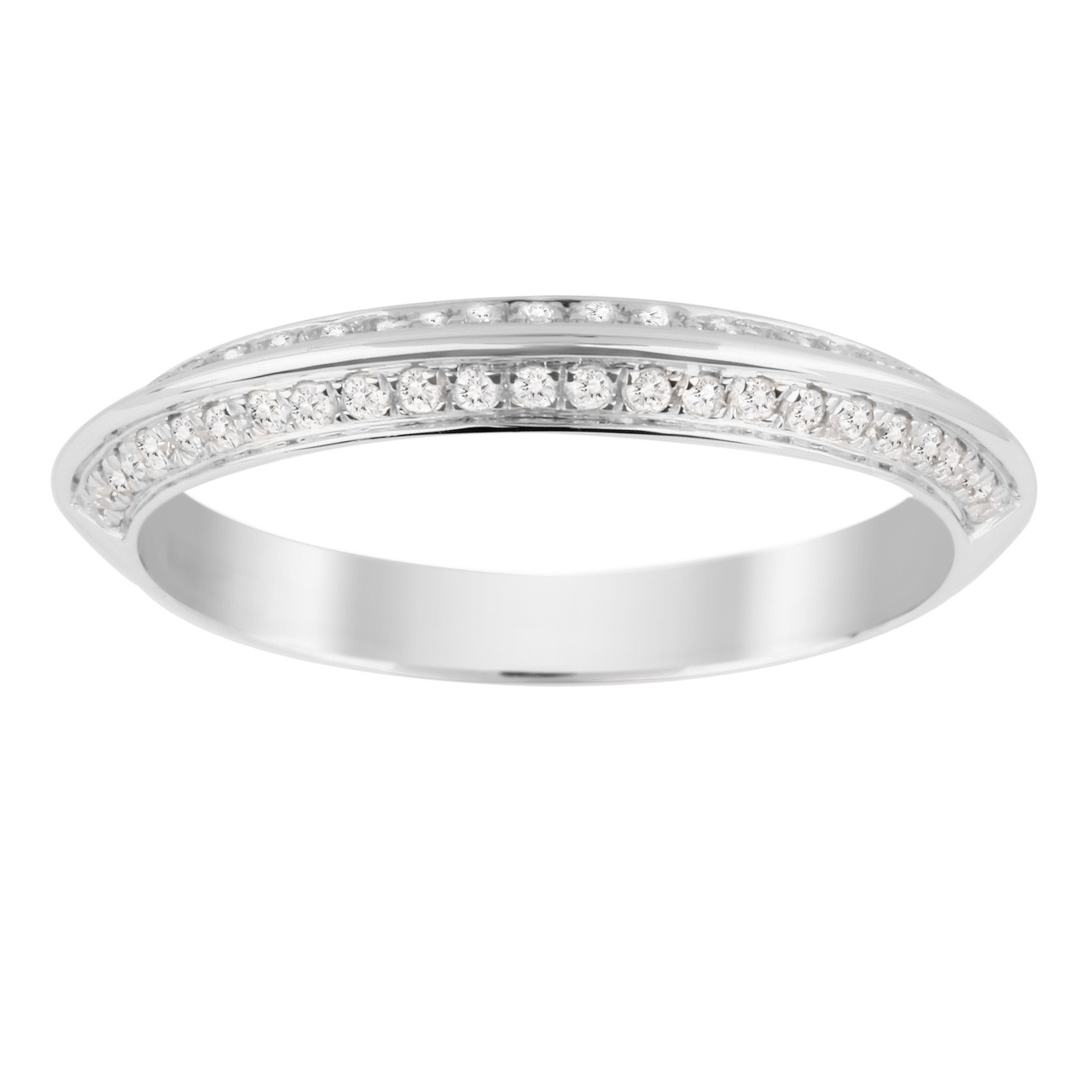 Jenny Packham Brilliant Cut 0 23 Carat Total Weight Wedding Ring