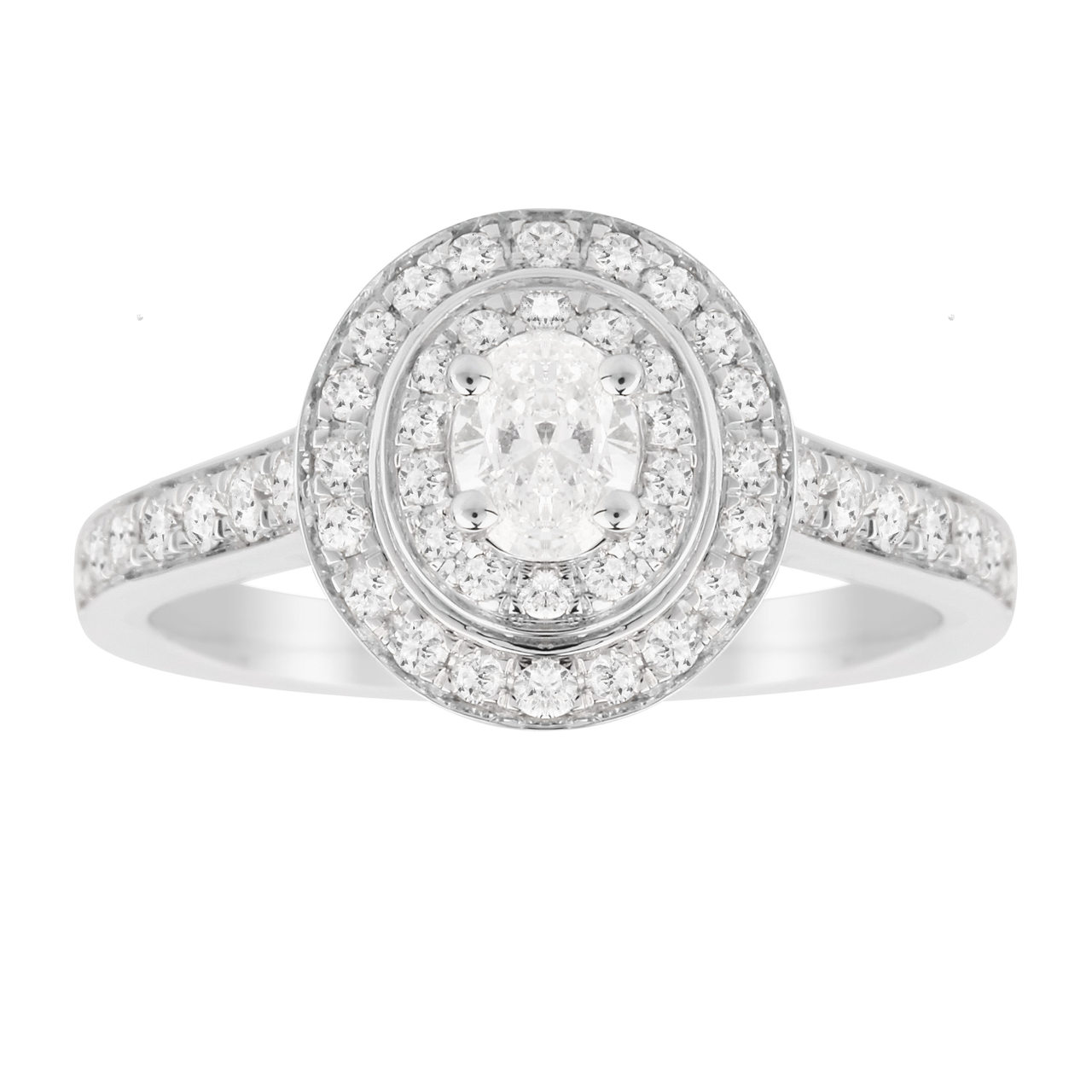 p jenny diamond total ring cut wedding carat rings gold white in packham double halo cushion context weight