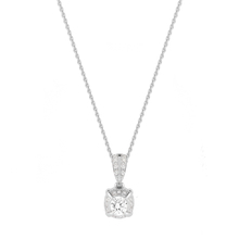 Jenny Packham 18ct White Gold 0.30 Carat Total Weight Brilliant Cut Diamond Necklace