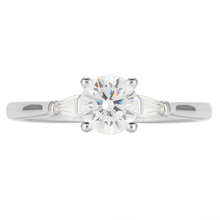Jenny Packham 18ct White Gold 0.75ct Diamond Ring
