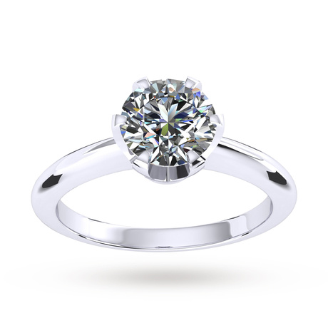 Hermione Engagement Ring 0.25 Carat