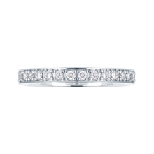 Platinum 0.19cttw Diamond Boscobel Wedding Ring