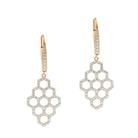 Birks Bee Chic Small 0.61ct Diamond Earrings