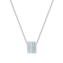 Birks Splash 1.01ct Diamond Necklace