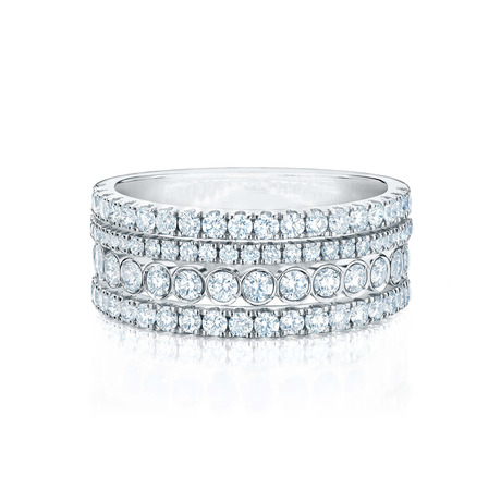 Birks Splash Diamond Ring