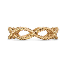 Roberto Coin New Barocco 18ct Yellow Gold Rings - Rings Size M