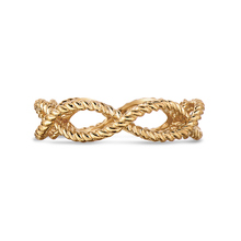 Roberto Coin New Barocco 18ct Yellow Gold Rings - Rings Size N