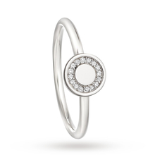 For Her - Astley Clarke Mini Cosmos Ring - 37200SNOR
