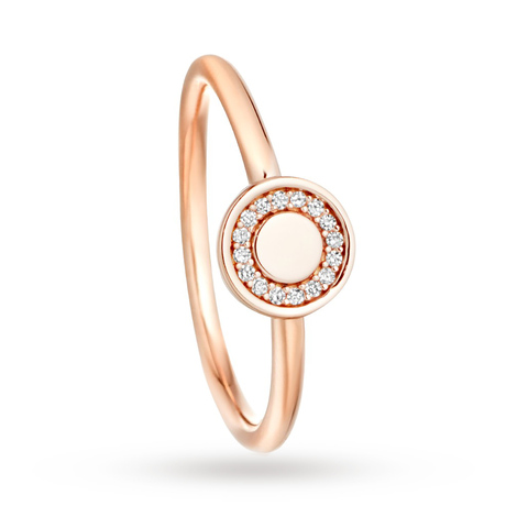 Astley Clarke Mini Cosmos Ring